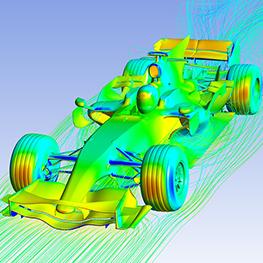 Computational Fluid Dynamics and its applications using